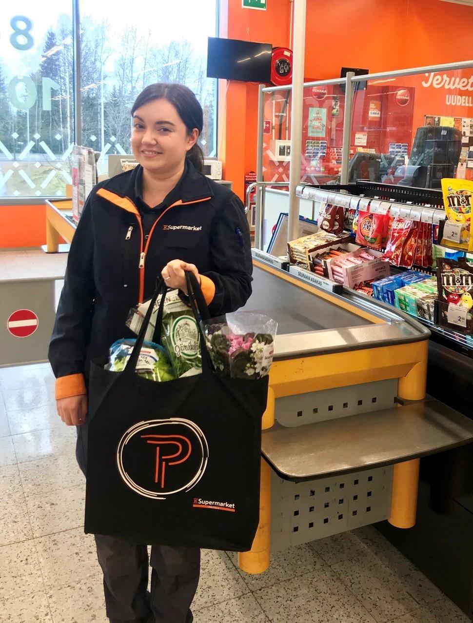 K Supermarket Peltola