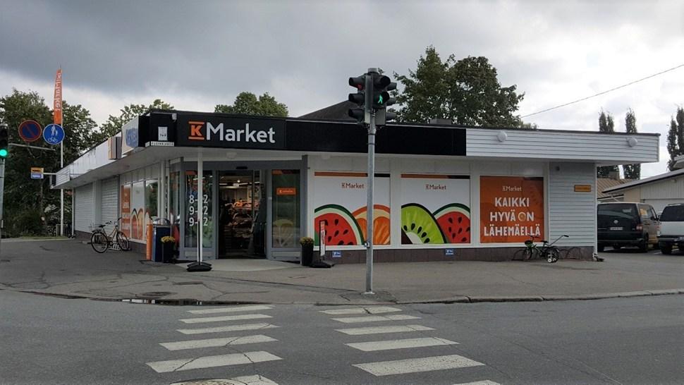 K Market Kerttuli