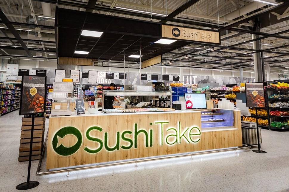 Citymarket Rusko Oulu
