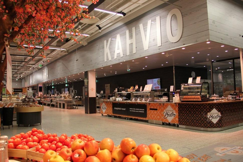 K-Citymarket Pori Puuvilla laajeni yli 500 m² a6e0eccd7f