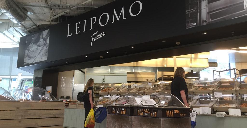 Citymarket Sello - vanhentuneita elintarvikkeita