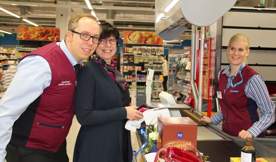 K Supermarket Toppila