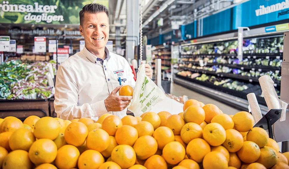 K Supermarket Kesätyö