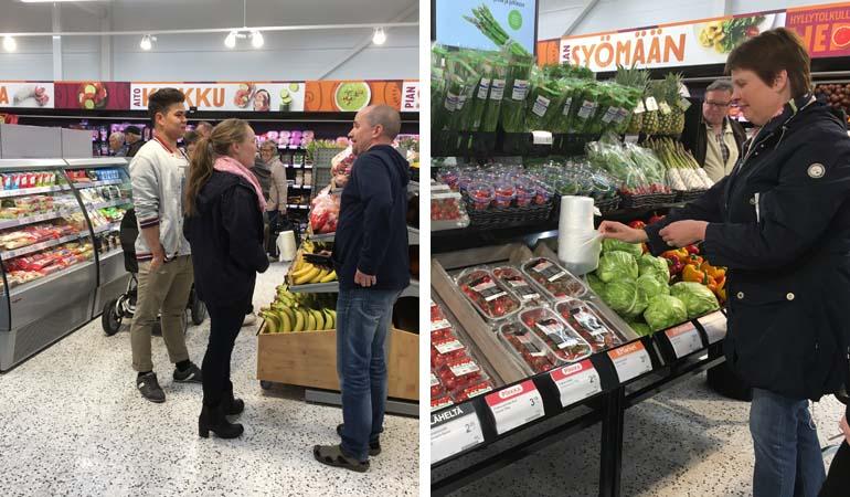 K Market Sauvo