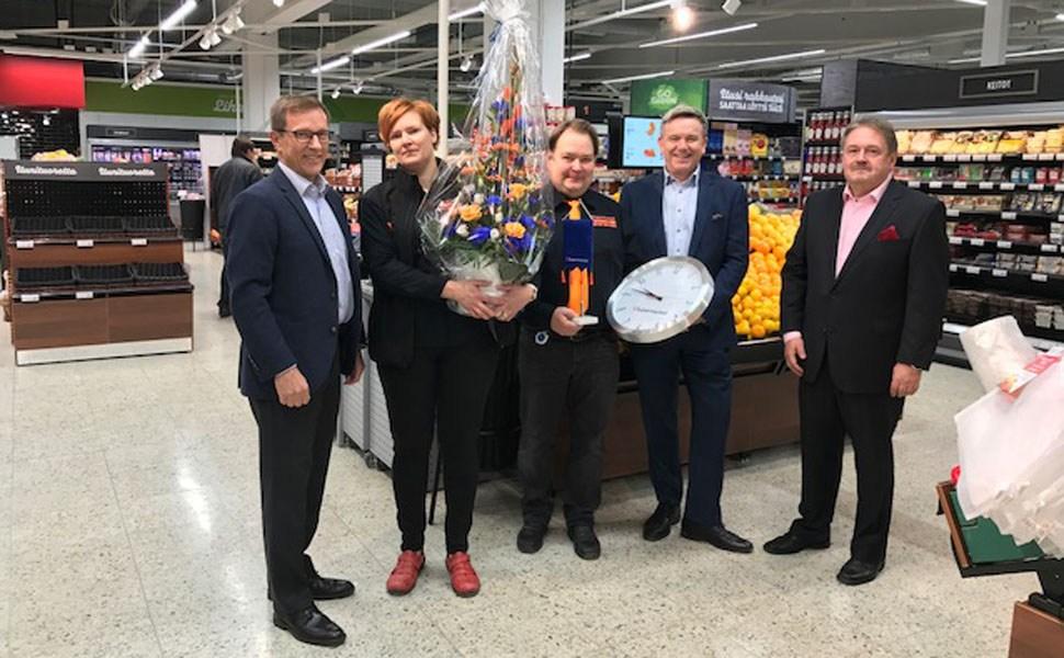 K-Supermarket Valtari