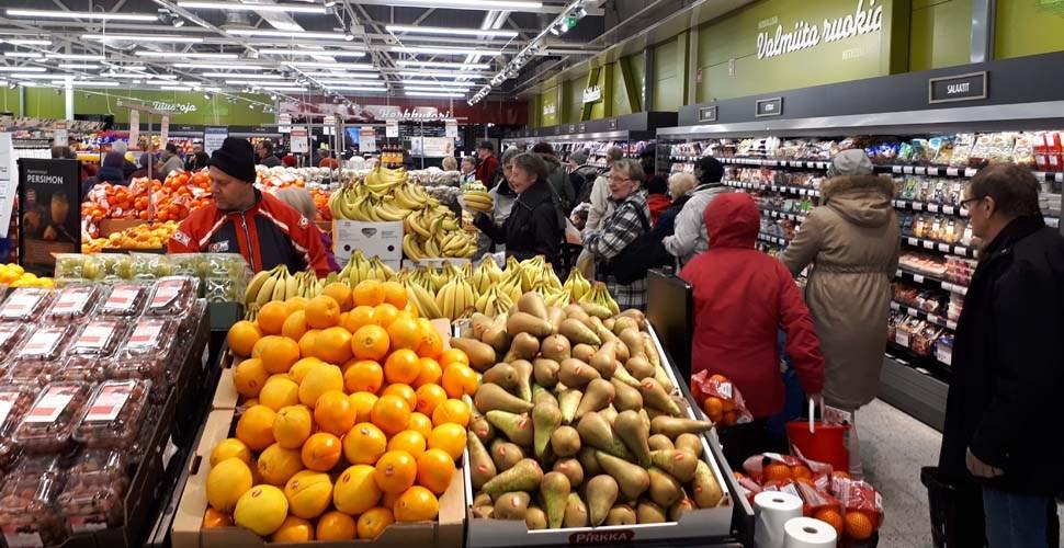 K Supermarket Kaukajärvi