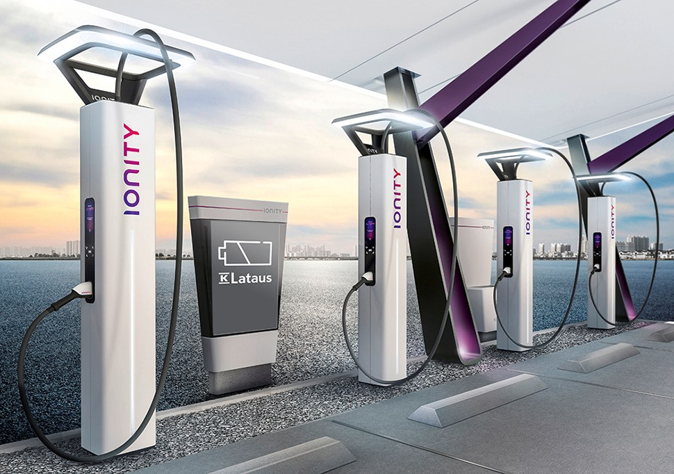 K Group And Ionity To Bring High Electric Car Charging Stations Finland