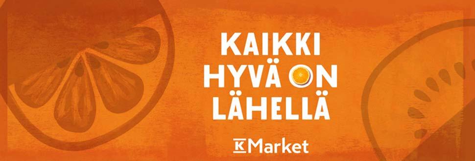 k market kesätyö 2016 Somero