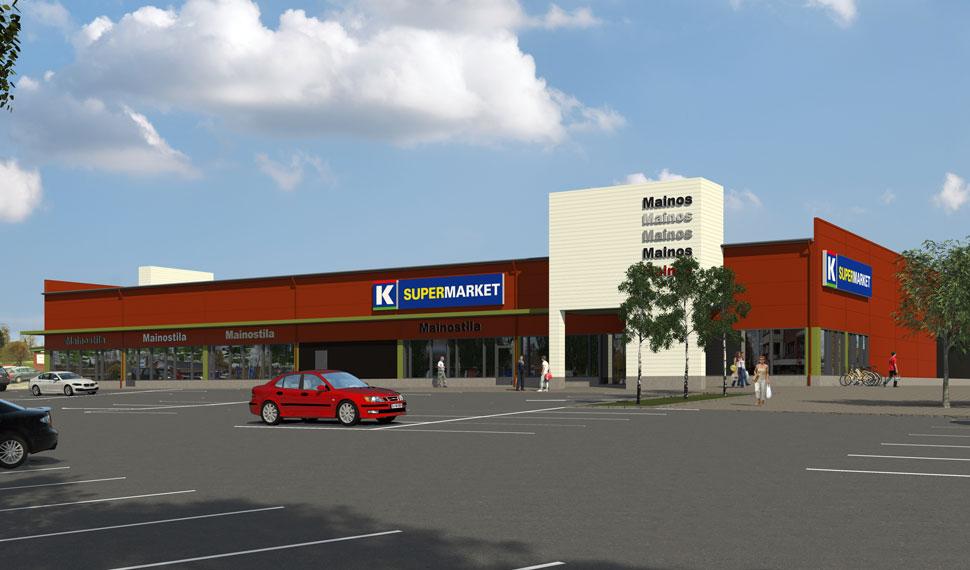 K-Supermarket Ivalo